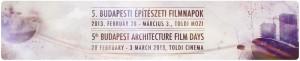 ArchitectureFilmdays
